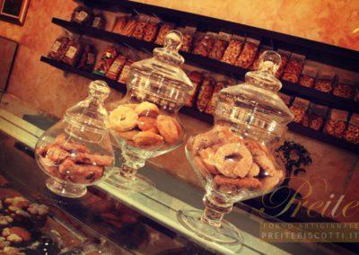 Banco dei clienti tarallini dolci