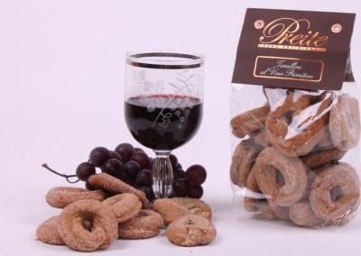 Tarallini al vino primitivo